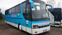 Автобус Сетра ХДХ - Странджа ЕООД - Аксаково